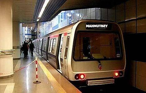 Mecidiyeköy- Mahmutbey metro