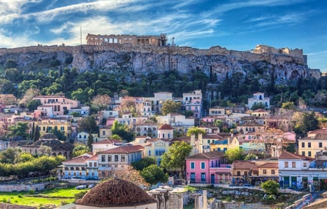 Atina'da cami için