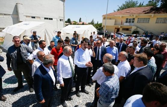 Murat Kurum Denizli