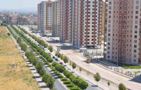 Kocasinan Belediyesi emlak vergisinden 17,1 milyon lira gelir sağladı!