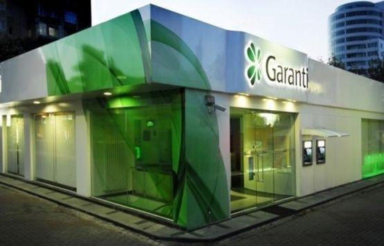 Garanti Bankası konut