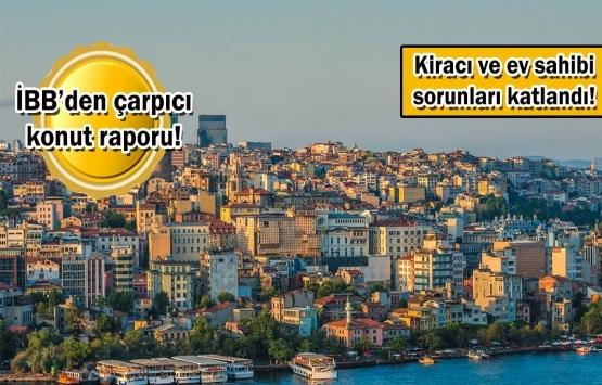 İstanbul'da kira fiyatları yüzde 66 arttı!