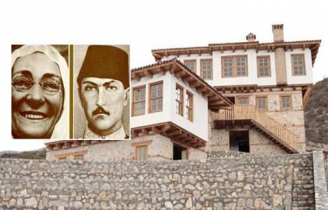 Atatürk'ün baba evi