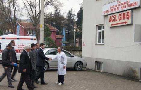 Bartın Ulus Devlet Hastanesi taşınıyor!