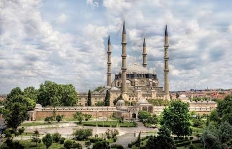 Edirne Selimiye Camii'nde