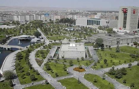 Kayseri'de 11.9 milyon