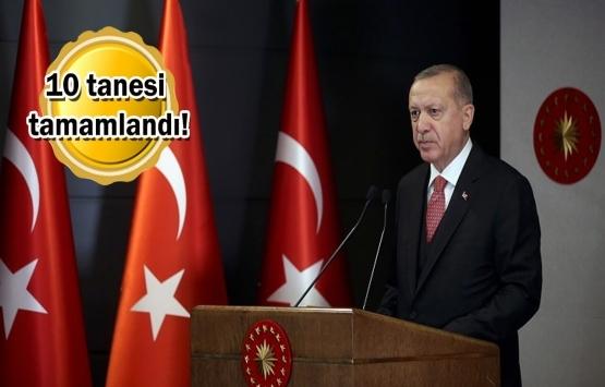 İstanbul'daki millet bahçesi sayısı 38'e ulaşacak!