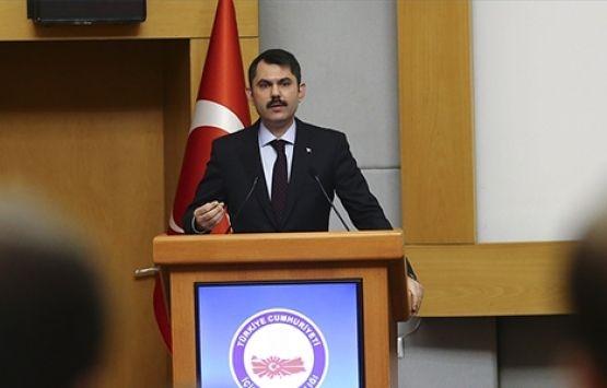 Murat Kurum: Yıkılan şehirlerimizin röntgenini çektik!