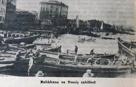1939 yılında Eminönü