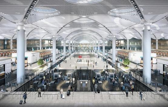 Yeni Havalimanı'nda toplu ulaşım iki ay boyunca yüzde 50 indirimli olacak!