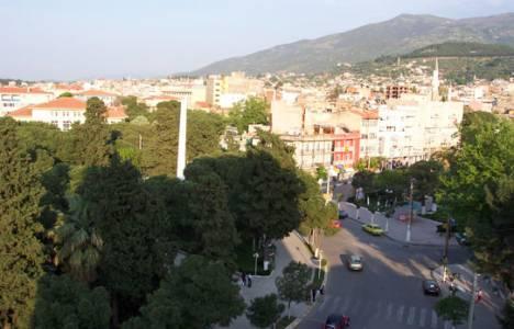 İzmir Tire'de kat