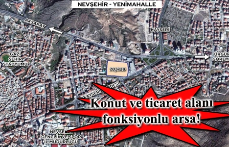 Emlak Konut Nevşehir