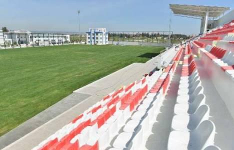 antalya konyaaltı belediyesi spor kompleksi nerede