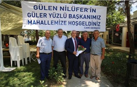 Bursa Ertuğrul'un okul sorununu Nilüfer Belediyesi çözecek!