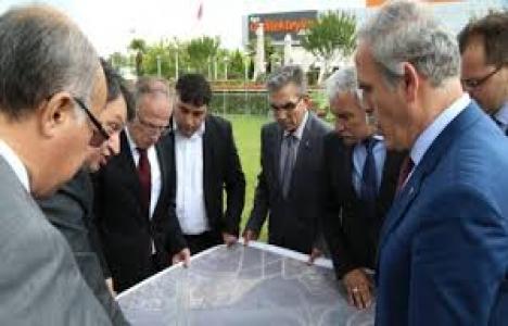 Bursa Balat girişine yeni bağlantı köprüsü geliyor!