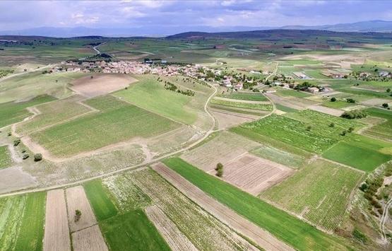 Tekirdağ Ergene'de tarım arazilerine sanayi alanı yapılmasına tepki!
