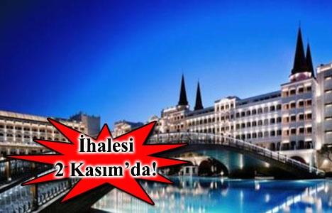 Mardan Palace Hotel yeniden satışa çıktı!
