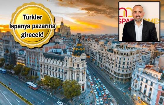 Konut satışında yeni hedef İspanya!