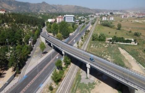 Köprülü Kavşak, Afyonkarahisar'ın tamamına hitap ediyor!
