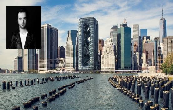 Türk mimardan New York'a uzay çağı tasarım!