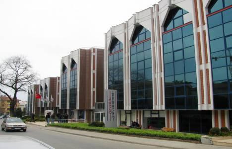 Özyeğin kamu binaları