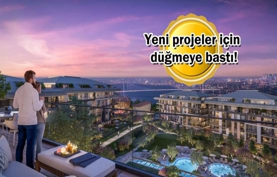 Tahincioğlu Gayrimenkul'den Beylerbeyi ve Kayaşehir projeleri geliyor!