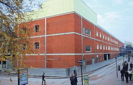 Gaziantep Bedesten AVM yıkılıp yerine park inşa edilecek!