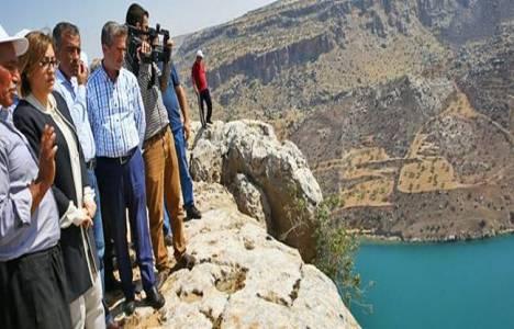 Aşağı Fırat Havzası turizme kazandırılıyor!