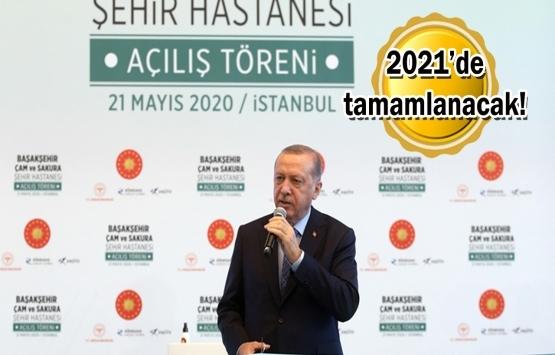 Başakşehir-Kayaşehir Metro Hattı'nın devri bu hafta yapılacak!
