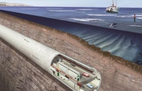 Büyük İstanbul Tüneli'nin güzergahından sit alanları çıkarıldı!