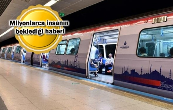 Gayrettepe-İstanbul Havalimanı metrosu 2020'de açılıyor!