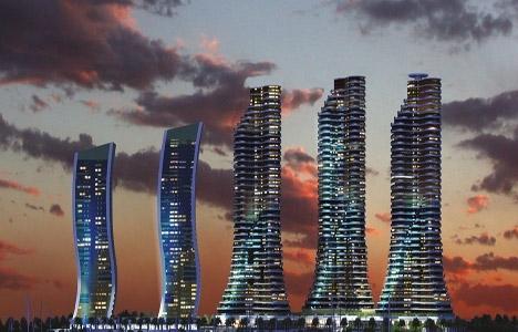 İstanbul Marina Dap Yapı projesi!