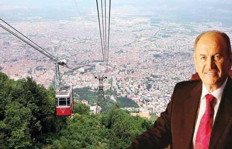 Kadir Topbaş: Boğaz'a teleferik Anadolu'ya metro yapılacak, ulaşım yatırımları artacak!