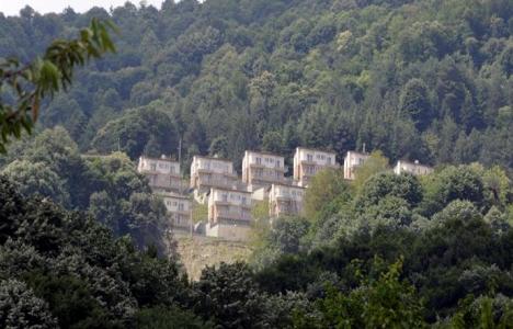 Sapanca Ormanları'na villa