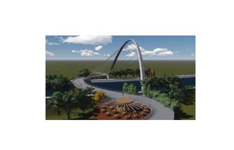 Manavgat trafiği 3 araç ve 3 yaya köprüsüyle rahatlayacak!
