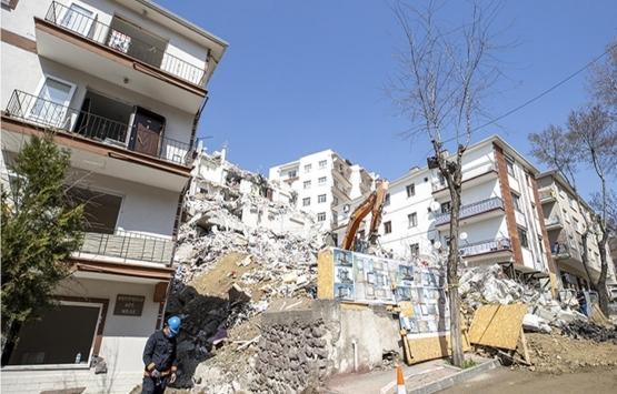 Ankara Açelya Apartmanı çevresinde 7 binanın yıkımı tamamlandı!