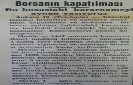 1938 yılında