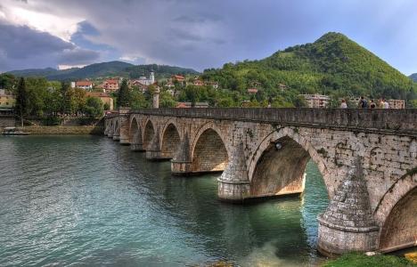 Bosna Hersek Sokollu Mehmet Paşa Köprüsü restore edildi!