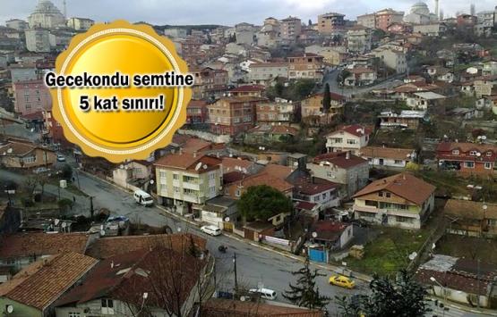 Sarıyer Derbent Mahallesi'nin imar planı onaylandı!