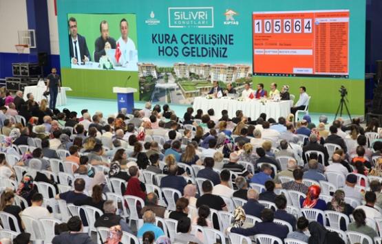 KİPTAŞ Silivri 3. Etap kurası çekildi!