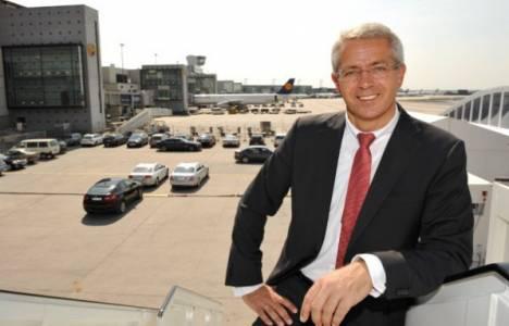 Stefan Schulte: 3. Havalimanı, Frankfurt Havalimanı'nın büyümesini yavaşlatacak!