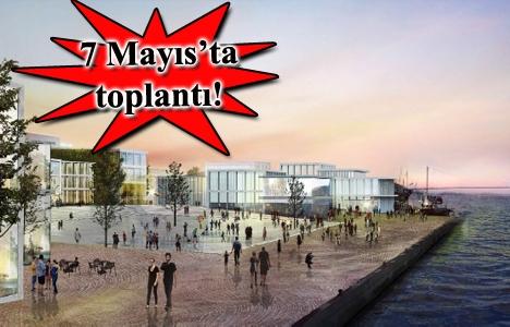 Galataport projesi Eylül'de başlayacak!