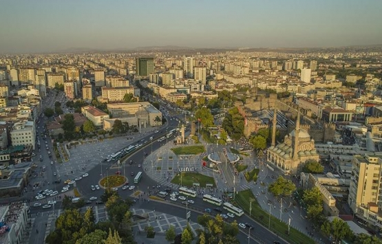 Kayseri'de 15.7 milyon