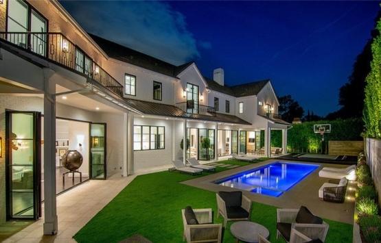Chandler Parsons Los Angeles'taki evini 13.5 milyon dolara sattı!