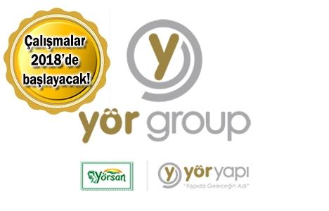 Yör Palas Çengelköy ve Yör Palas Kağıthane projeleri geliyor!