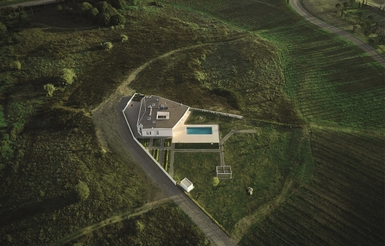 Vesta Global'dan 5 yıldızlı ev-otel projesi: L'and Vineyards!
