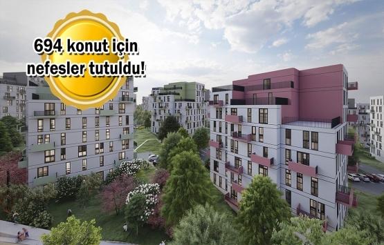 KİPTAŞ Silivri 4. Etap 3+1 kura çekilişi başladı!