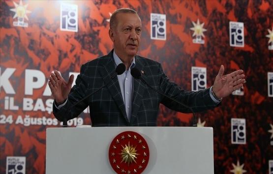 Cumhurbaşkanı Erdoğan: Yusufeli'nde