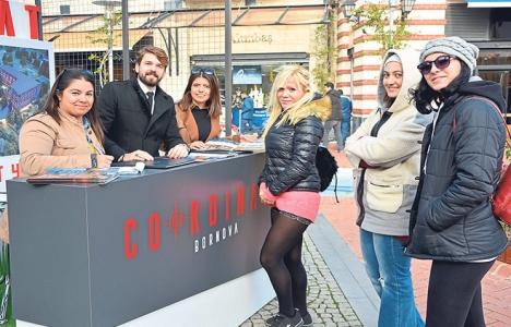 Coordinat Bornova projesi Forum Bornova'da tanıtıldı!
