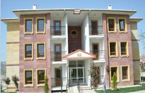 TOKİ'nin ilk yerel mimari uygulaması tamamlandı!